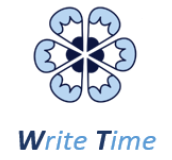 Write Time Badge